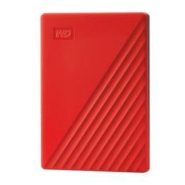 Western Digital WD My Passport WDBYVG0020BRD-WESN 2TB Red