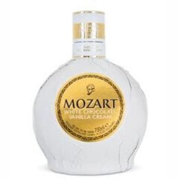 Mozart Liköör White Chocolate Vanilla Cream 50cl 15% + kinkepakend