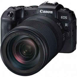 Canon EOS RP + RF 24-240mm IS USM