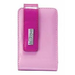 Nikon  Pink CS-S29 camera case for S-seria