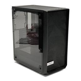 Fractal Design FDE Meshify C Blackout TG 33pct tint