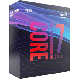 Intel Core i7-9700K 3.6GHz Box