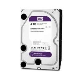 Western Digital  WD40PURX 4TB Purple