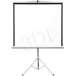 2x3 Ekraan Tripod projection screen Profi (rack developed by hand 177x177cm)