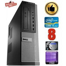 Dell 790 DT i5-2500 8GB 500GB DVDRW WIN10Pro