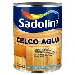 Sadolin  Seinalakk Celco Aqua, matt 1L