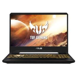 "Asus TUF Gaming | FX505DU-AL083R Gold Steel, 15.6 "", FHD, 1920 x 1080 pixels, Matt, AMD Ryzen, Ryzen 7-3750H, 16 GB, DDR4, HDD 1000 GB, 5400 RPM, SSD 256 GB, AMD VEGA Graphics, NVIDIA GeForce GTX 1660Ti, DDR6, 6 GB, Windows 10 Professional (64bit), Wi-Fi 5(802.11ac), Bluetooth version 5.0, Keyboard language English, Warranty 24 month(s)"