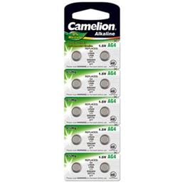 Camelion Patarei Lithium Button celles BP10 10-pack