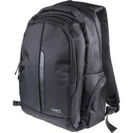 """Natec notebook backpack DROMADER 2, 17.3"""" Black"""
