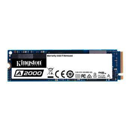 Kingston A2000 NVMe PCIe SSD 500GB, M.2