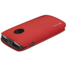 Platinet  5000mAh 2xUSB, Red (42411)