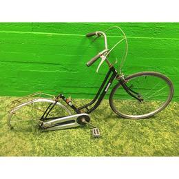 Varuosadeks must jalgratas tagarattata (kasutatud)