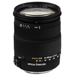Sigma AF 18-200mm F3.5-6.3 DC OS HSM Nikon