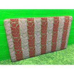 Suur punase-Pinkga disain voodipeats Paroness (kasutatud)