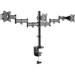 Logilink monitori kinnitus holder 3 monitory 13-27, max. 8kg (BP0050)