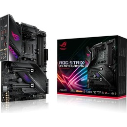 Asus Socket AM4 ROG STRIX X570-E GAMING