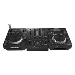 Pioneer  2 x CDJ-350 + DJM-350