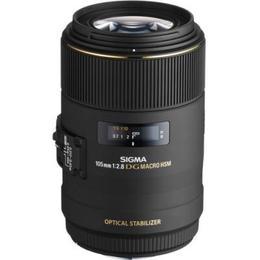 Sigma AF 105mm F2.8 EX DG OS HSM Macro Canon