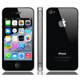 Apple  iPhone 4 8 GB Black (Grade B)