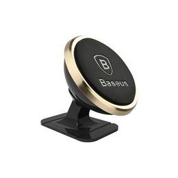 Baseus Magnetic 360 Universal Car Air Vent Holder For Devices Gold