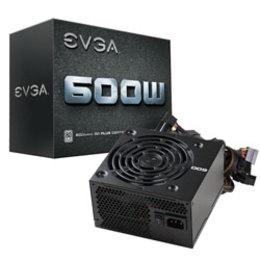 EVGA  600W, 80 PLUS, EU