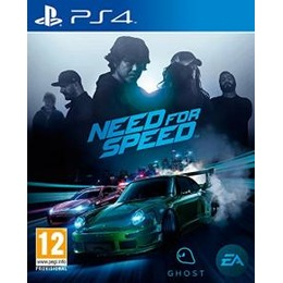 EA PS4 Need for Speed