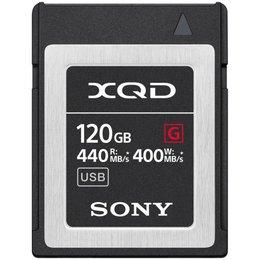 Sony XQD 120GB Memory Card