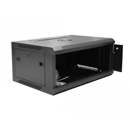 5cb905514e9 Digitus Wallmount cabinet 4U, 600x450mm, must RAL 9004