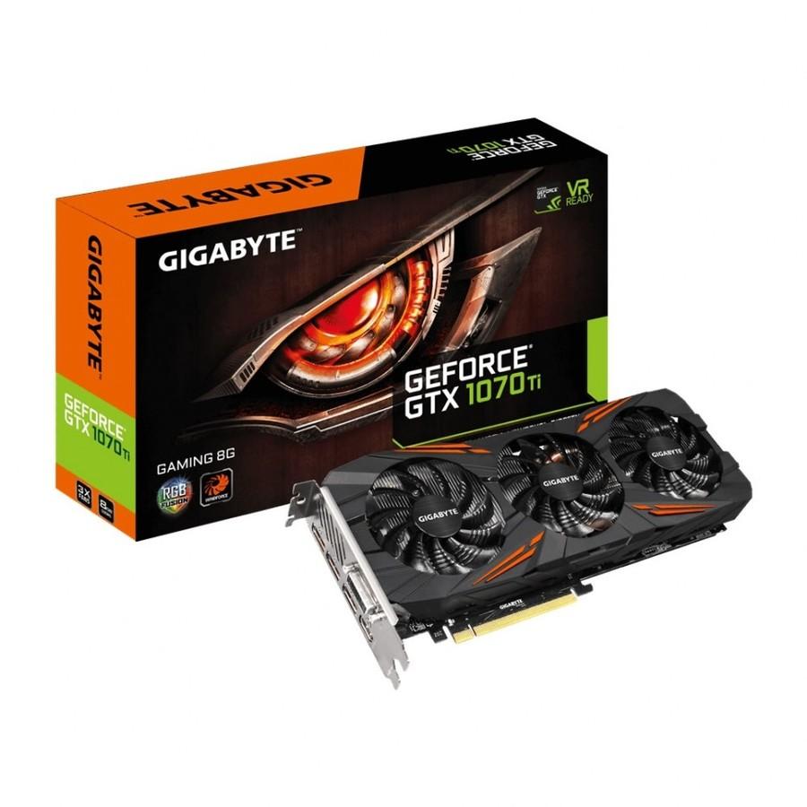 Hinnavaatlus Arvutikomponendid Videokaardid Vga Evga Geforce Gtx 1070 Ftw Gaming Acx 30 8gb Gddr5 Gigabyte 1070ti Oc