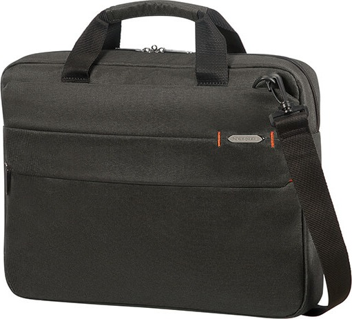 00315b8502bc7 Samsonite Network 3 - Notebook Bag - 39.6 cm (15.6) - Charcoal Black  (93059-6551)