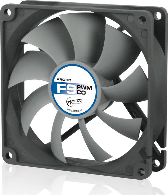 0ea220ed91a Arctic Case Fan Cooling F9 PWM CO cooler - 92mm