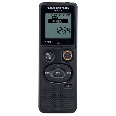 0af81d1daba Olympus Digital Voice Recorder VN-541PC Segment display 1.39