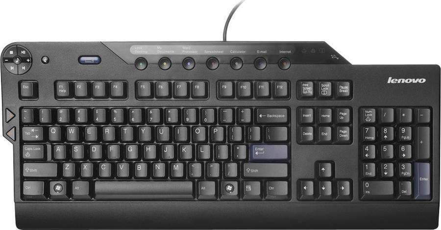 Drivers: Lenovo ThinkCentre A63 USB Enhanced Performance Keyboard