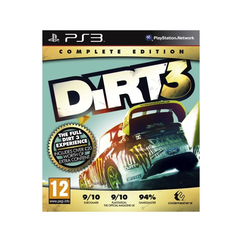 c6df42db583 Steam Dirt 3 (Complete Edition)