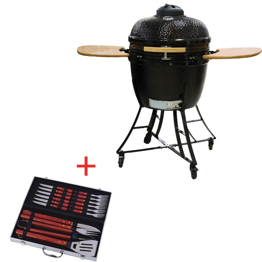 aefcaa8d3ce Nordgarden Keraamiline Kamado grill 24