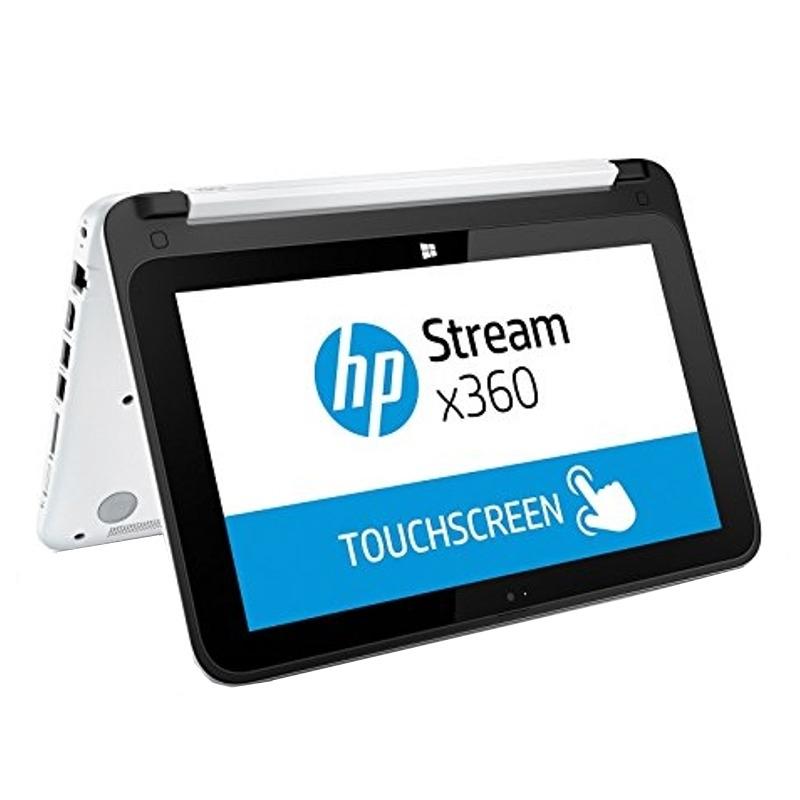 b667f614e1e HP Stream X360 White N3060/11.6T/2/32/i400/BT/W10