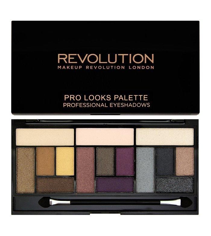 b6521c5af0f Makeup Revolution London Lauvärvipalett Pro Looks Big Love 13 g