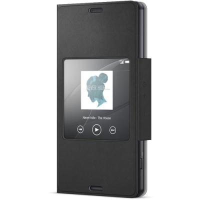 d2c4c6ce674 Hinnavaatlus - Sony kaaned SCR26 Xperia Z3 Compact'ile (Black) (1287 ...