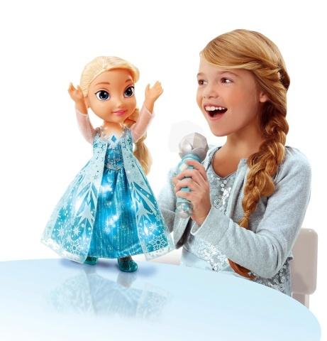 945404400da Hinnavaatlus - FPinkn Disney mängunukk Sing-a-Long with Elsa