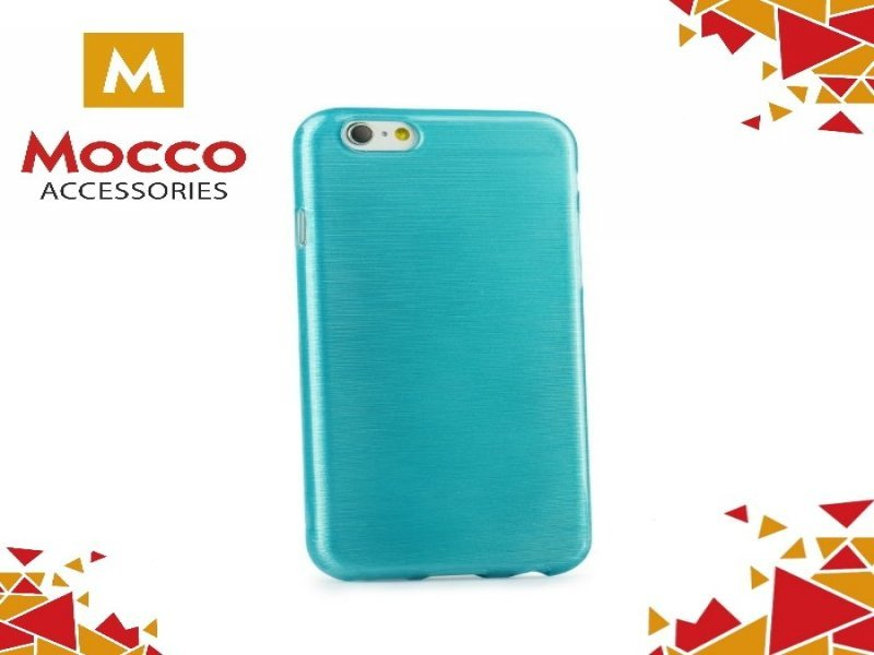 e60adb8efcb Mocco kaitseümbris Jelly Brush Case Silicone Case for Samsung G930 Galaxy  S7 Blue