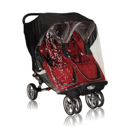 c14523ecb6d Baby Jogger jalutuskäru vihmakile Raincover City Mini GT Double