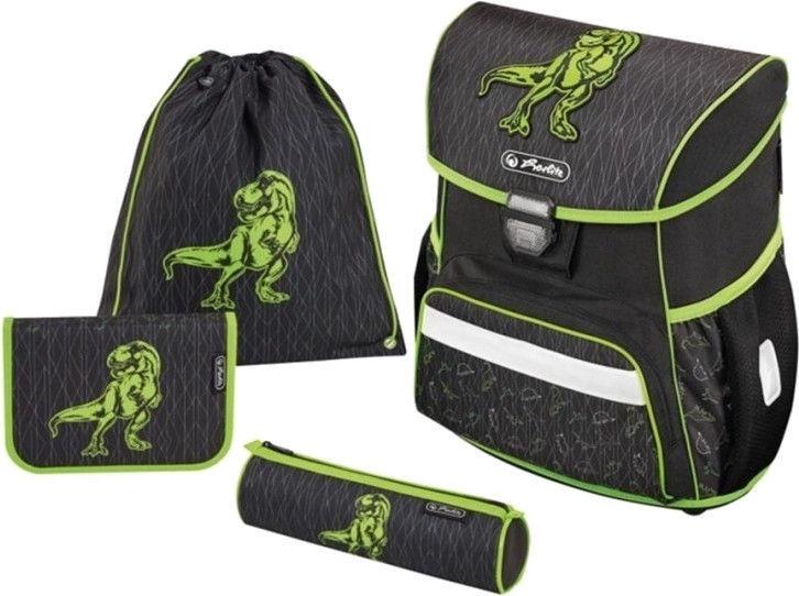7ec015fad1a Hinnavaatlus - Herlitz Loop Plus Green Dino 128064