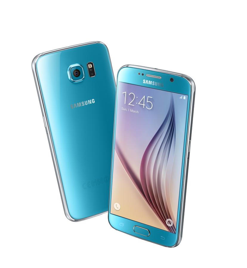 e25c1c3896a Hinnavaatlus - Samsung Galaxy S6 32GB Blue