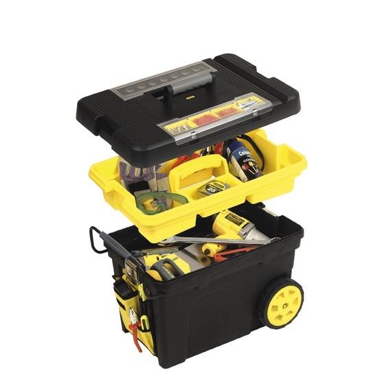 638b85cb412 Hinnavaatlus - STANLEY Tööriistakohver Pro Mobile Chest