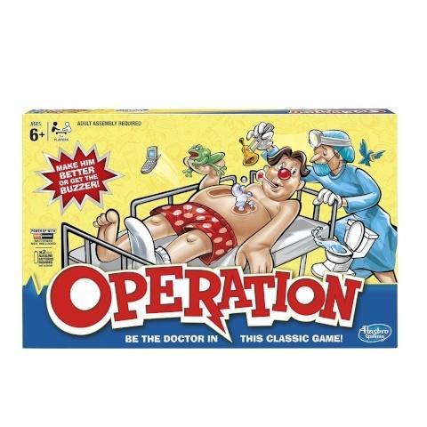 0058b28f8e5 Hinnavaatlus - Hasbro Mäng Operation