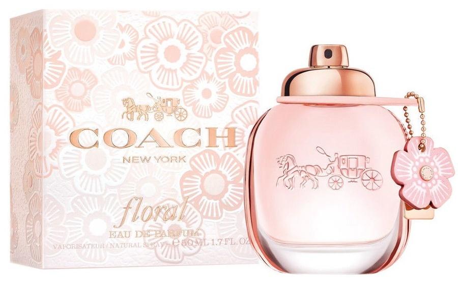 acbba523b0a Hinnavaatlus - Coach Floral 50ml EDP