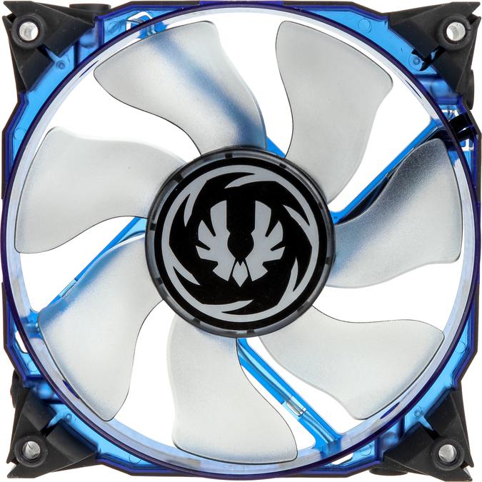 923ca1a7501 BitFenix Case Fan Spectre Xtreme 120mm Fan blue LED - black