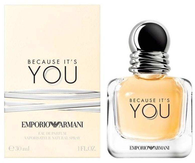 3e0c3e9c763 Giorgio Armani Emporio Armani Because It's You 30ml EDP