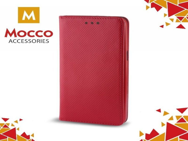 ec1c8123424 Mocco Smart Magnet Book Case For Sony Xperia Z5 compact Red