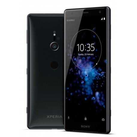 d400ba258b0 Hinnavaatlus - Sony Xperia XZ2 Black